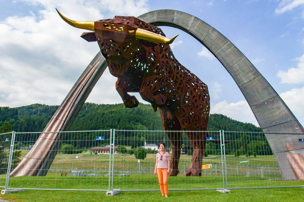 It's RED BULL man – Red Bull Ring