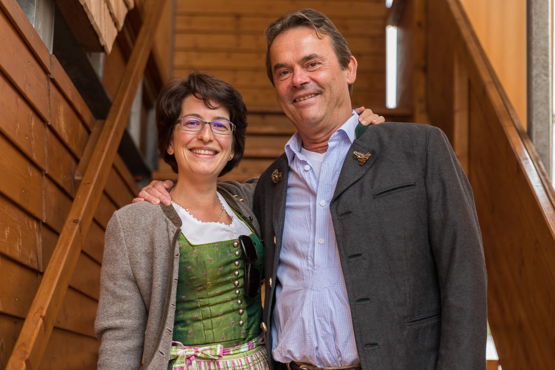 Sandra & Buzi Ertl
